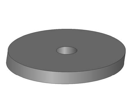 Sunstrand PLUG - ORIFICE, SS 9801094