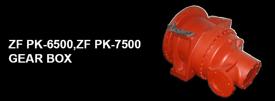 ZF MODEL PK-6500